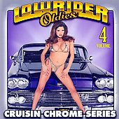 Lowrider Oldies Cruisin Chrome Series Vol. 4 CD, Oct 2001, Thump