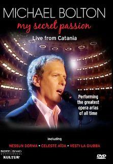 Michael Bolton   My Secret Passion DVD, 2007