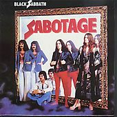 Sabotage by Black Sabbath CD, Sep 2000, Castle Music Ltd. UK