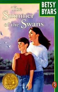 The Summer of the Swans by Betsy Byars 1981, Paperback