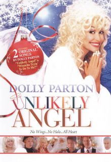Unlikely Angel DVD, 2009, Special Christmas Edition