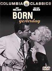 Born Yesterday DVD, 2000, Subtitled in Korean, Portuguese, Spanish