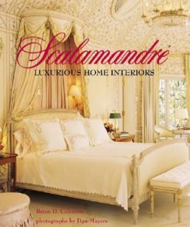Luxurious Home Interiors by Brian D. Coleman 2004, Hardcover