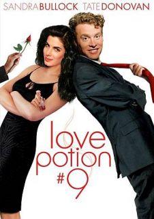 Love Potion 9 DVD, 2009, Repackaged Sensormatic