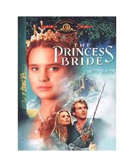 The Princess Bride DVD, 2001