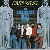 East West by Paul Butterfield CD, Jan 1988, Elektra Label