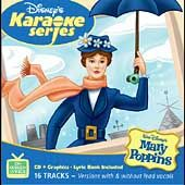 Disneys Karaoke Series Mary Poppins CD G by Disneys Karaoke Series