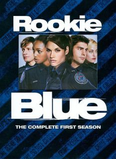Rookie Blue The Complete First Season DVD, 2011, 4 Disc Set