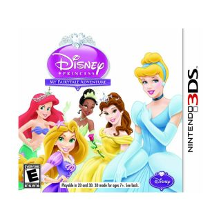 Disney Princess My Fairytale Adventure Nintendo 3DS
