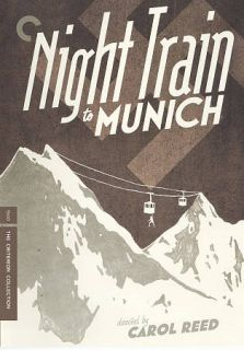 Night Train to Munich DVD, 2010, Criterion Collection