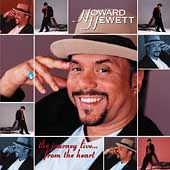 From the Heart by Howard Hewett CD, Oct 2009, Eagle Rock Eagle