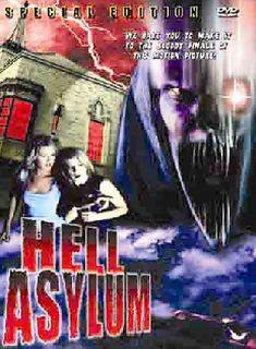 Hell Asylum DVD, 2002, Special Edition