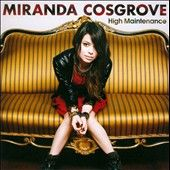 High Maintenance EP CD DVD by Miranda Cosgrove CD, Mar 2011, 2 Discs