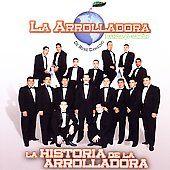 La Historia de La Arrolladora by La Arrolladora Banda elCD, Jan