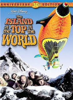 The Island at the Top of the World DVD, 2004