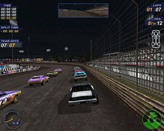 Dirt Track Racing 2 PC, 2002