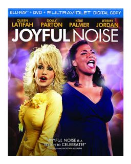 Joyful Noise Blu ray DVD, 2012, Includes Digital Copy UltraViolet