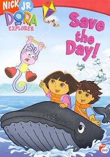 Dora the Explorer   Save the Day DVD, 2006