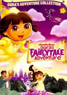 Dora the Explorer   Doras Fairytale Adventure DVD, 2012