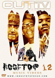 Drake Meek Mill Nicki Minaj 2 Chainz Videos Hip Hop DVD   Rooftop
