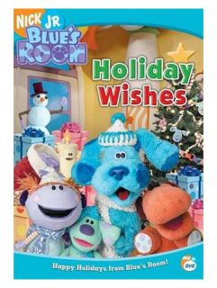 Nick Jr. Blues Room   Holiday Wishes DVD (2005)