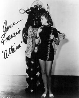 anne francis in Autographs Original