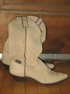 womens cowboy boots in Vintage