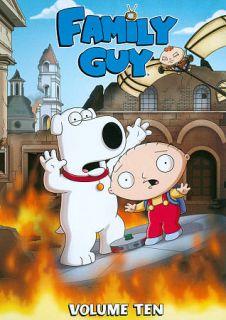 family guy vol 10 dvd 2012 3 disc set brand new sealed box super fast