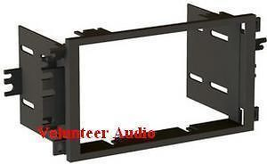 2002 Isuzu Rodeo Sport Double Din Radio Install Kit