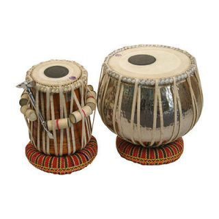 Tabla Set, Copper Sajid, Buy New Indian Musical Instruments, Best