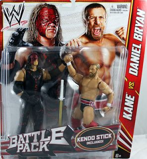 kane in Action Figures