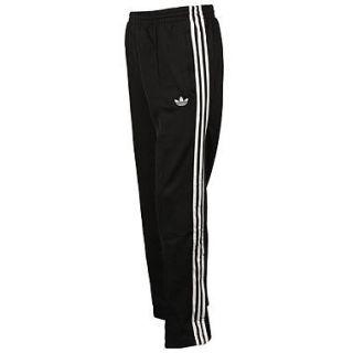 Adidas originals vintage style Beckenbauer Black Track Pants S M L XL