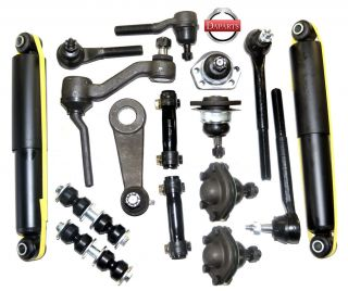 1996 GMC Jimmy Auto Suspension Ball Joint Shocks Absorbers Replacement