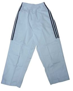 ADIDAS TAEKWONDO UNIFORM   TRAINING PANTS