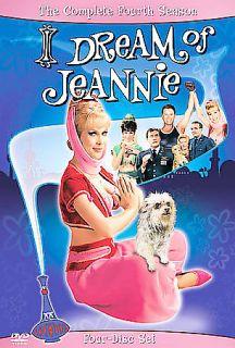 Dream of Jeannie DVD  Season FOUR Barbara Eden and Larry Hagman MINT