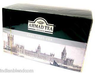 Ahmad Tea London Earl Grey Tea   50 tea bags