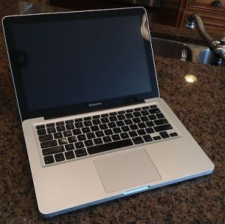Apple MacBook Pro 13.3 Laptop, 320gb, Intel Core Duo 2, Unibody 2.0