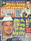 Garth Brooks, Elvis Presley, Bryan White, August 12 1997 Country