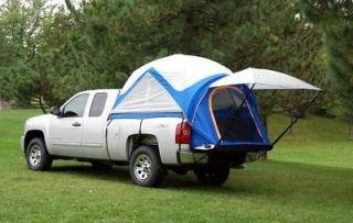Napier Sportz Truck Tent Compact Short Bed and Air Mattress