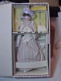 AVON 1988 Mrs. Albee Doll by The Effanbee Doll Co. 17 Tall, New in