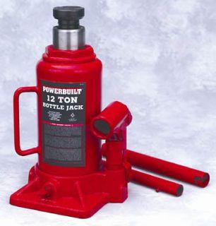 Alltrade 647501 12 Ton Heavy Duty Bottle Jack