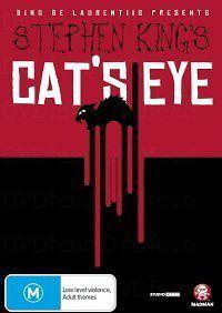 stephen king cats eye dvd