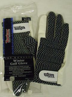 Newly listed Tartan Winter Golf Gloves Pair Package (LADIES, XL, White