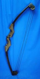 Archery No 221 Deerslayer Compound Bow early H W Allen Right 50lb