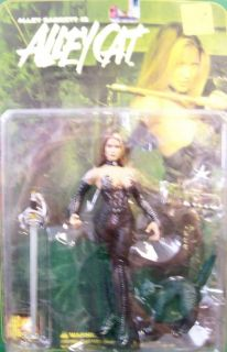 Alley Cat (Alley Baggett) Action Figure/Image Comics/Hawkins Toys