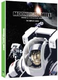 Moonlight Mile Season 1 Complete Collection Anime DVD