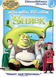 Shrek Dvd Menu On Popscreen