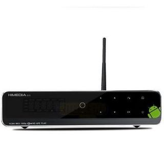 built in WIFI Android 4.0 Smart TV Box Cortex A9 Media player Himedia