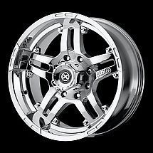 17 AMERICAN RACING ARTILLERY RIMS WHEELS 17x9  12 5x135