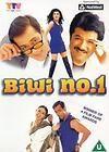Biwi No.1 Hindi Bollywood DVD Salman Khan, Anil Kapoor